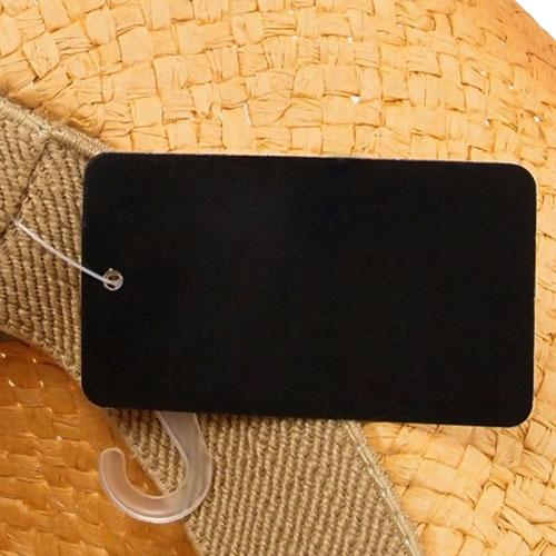 Curled Straw Cowboy Hat