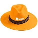 Polyester Summer Straw Hat