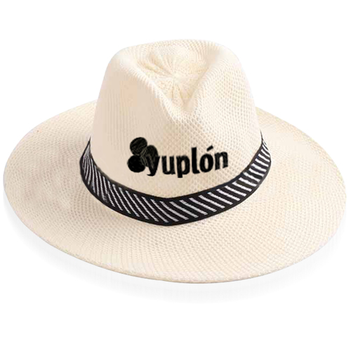 Polyester Summer Straw Hat