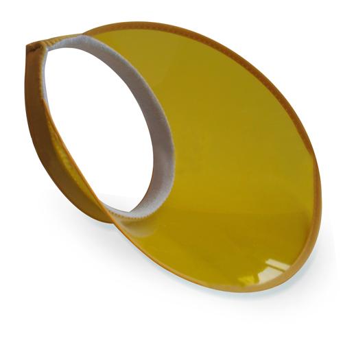 Transparent Sun Visor Cap