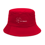 Round Cotton Bucket Hat