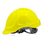 6-Point Ratchet Vented Hard Hat