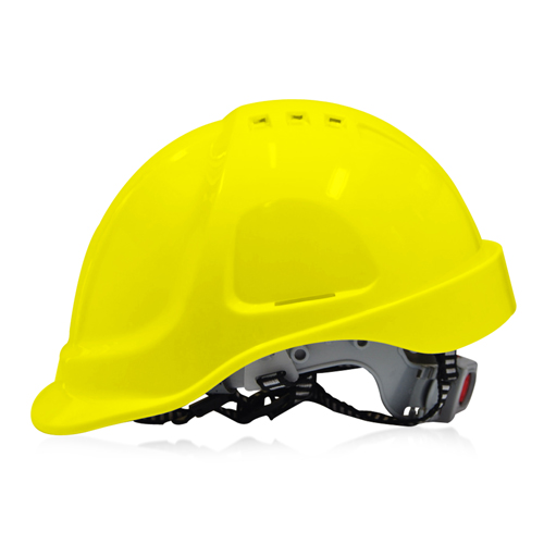 6-Point Ratchet Vented Hard Hat