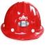 Fiberglass Mine Safety Helmet