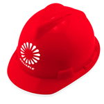 V-Gard Hard Hat With Vent
