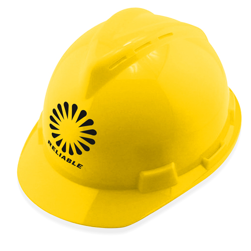 V-Gard Hard Hat With Vent
