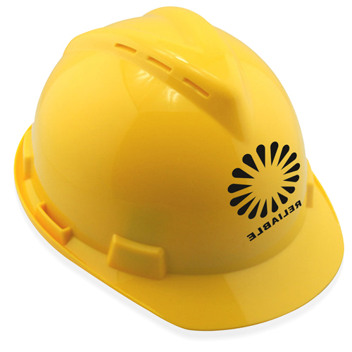 V-Gard Hard Hat With Vent Image 1