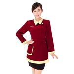 Long Sleeve Waitresses Uniform