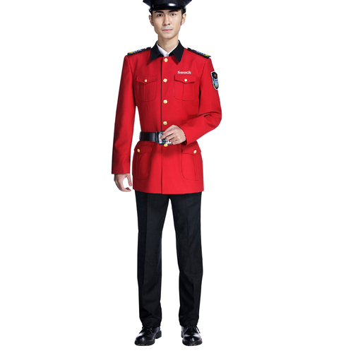Spring Security Uniform