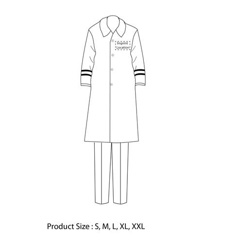 Warm Woolen Security Coat