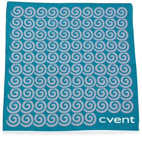 Geometric Pattern Cotton Bandana