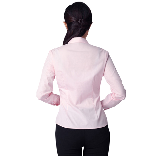 Long Sleeve Slim Fit Womens Shirt