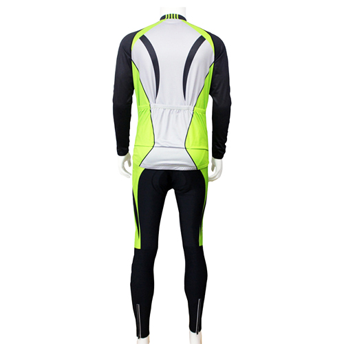 Long-Sleeve Bicycle Suit