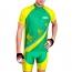 Short Sleeve Cycling Short Jersey
