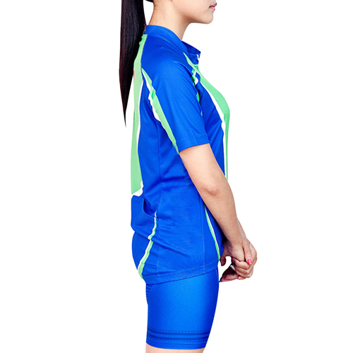 Women Short Sleeve Cycling Jersey