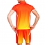 3 Button Placket Football Uniform