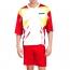 V-Neck Short-Sleeve Football Jersey