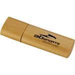 1GB Bamboo USB Flash Drive