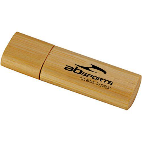4GB Bamboo USB Flash Drive