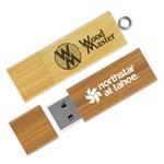32GB Bamboo USB Flash Drive