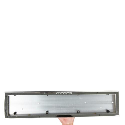 Metal Front License Plate Frame Image 4