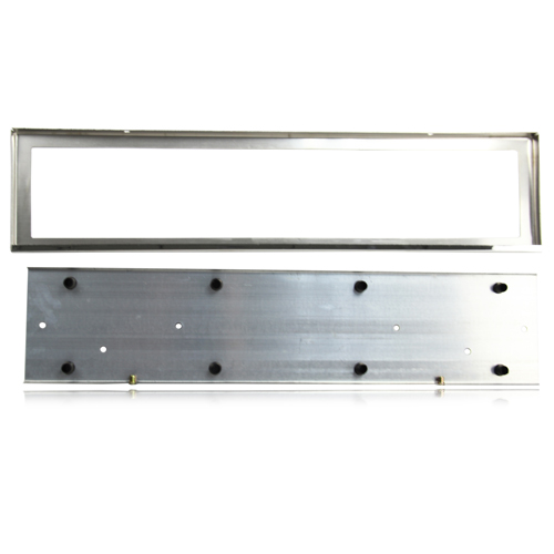 Metal Front License Plate Frame Image 5