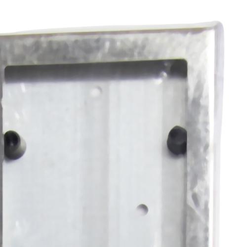 Metal Front License Plate Frame Image 6