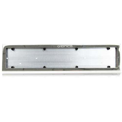 Metal Front License Plate Frame Image 7