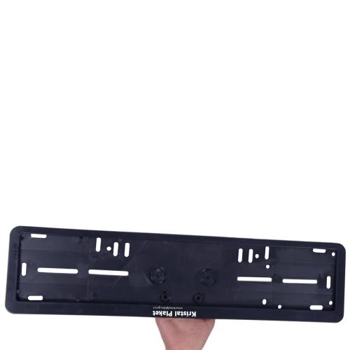 Plastic Vehicle Registration Plate Holder Image 4