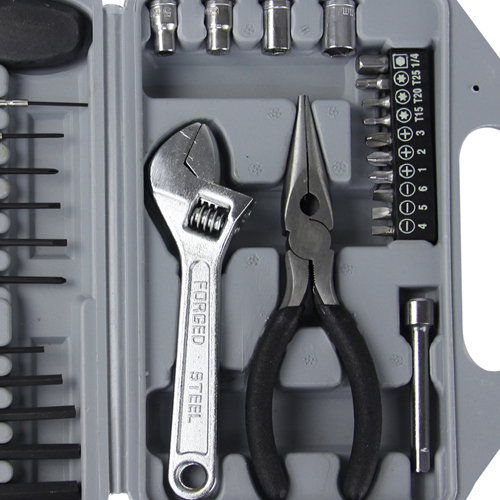 29-In-1 Handyman Tool Kit Set Image 8
