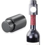 Pressing Vacuum Wine Stopper