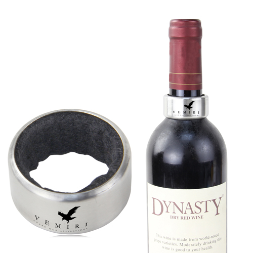 Wine Bottle Drip Ring