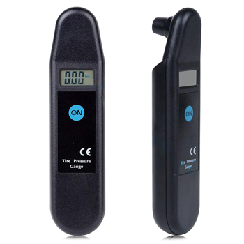 Digital LCD Tire Air Pressure Gauge