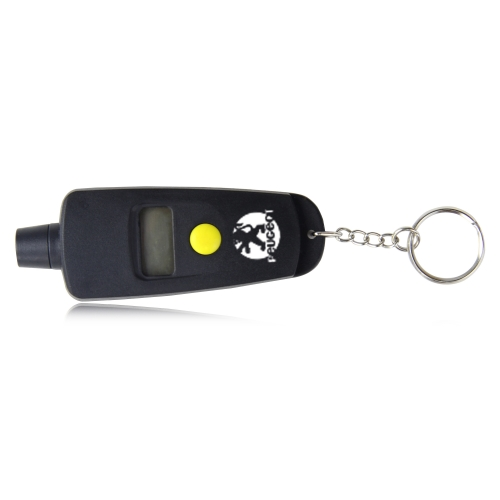 Ace Digital Tire Gauge With Keychain Image 1