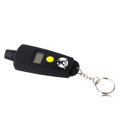 Ace Digital Tire Gauge With Keychain Image 8