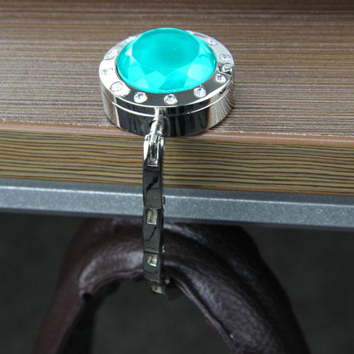 Crystal Mirror Purse Hanger