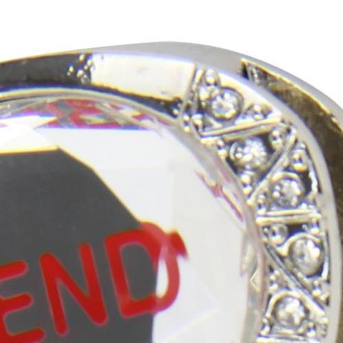 Diamond Dust Oval Purse Hook