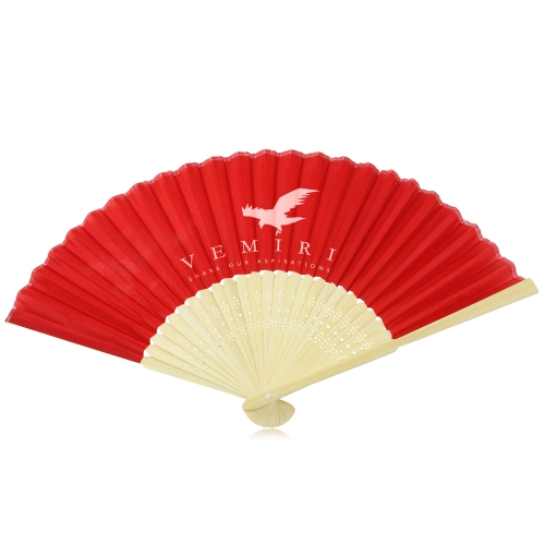 Bamboo Elegant Hand Fan
