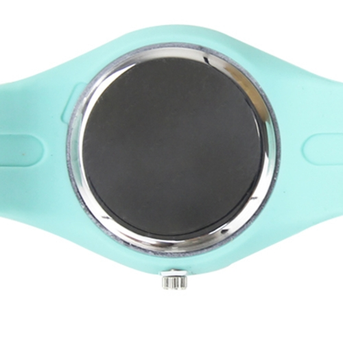 Women Casual Silicone Wrist Watch