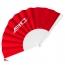 Hand Folding Polyester Fan