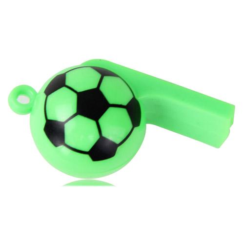 Football Whistle Keyring