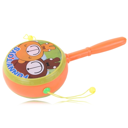 Rattle Drum Toy Image 1