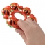 Hand Held Rattles With 5 Bells