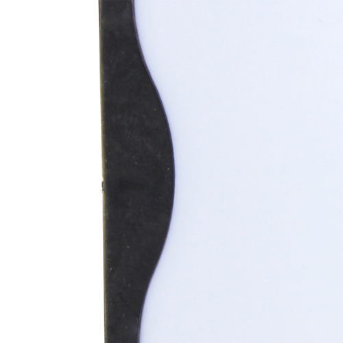 Wave Shaped Ice Scraper Squeegee
