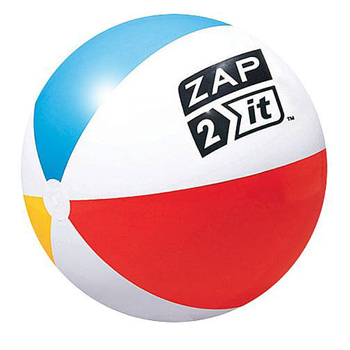 Inflatable 14 Inch Beach Ball