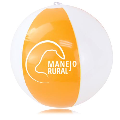 Inflatable 14 Inch Beach Ball