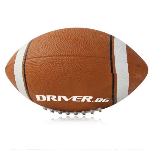 PU Leather American Football Image 1