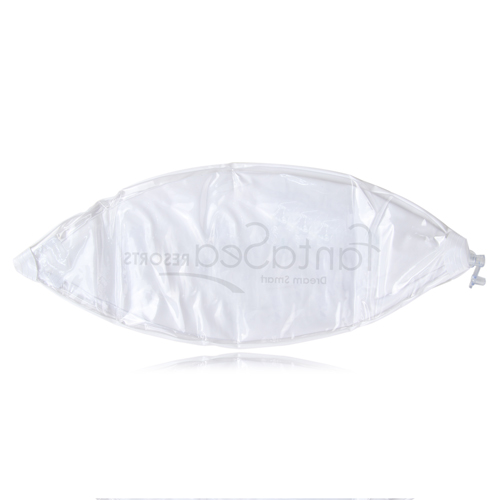 Semi-Translucent Inflatable Beach Ball Image 7