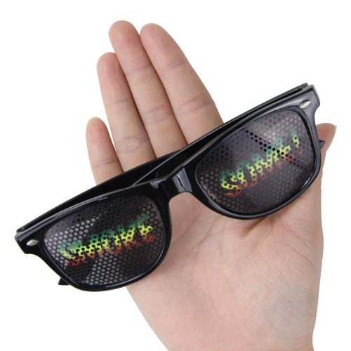 Unique Pinhole Eyeglasses