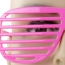 Shutter Striped Sunglass Image 6
